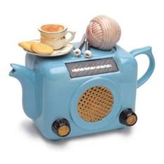 Заварочный чайник Ретро-радио