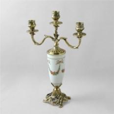 Канделябр на 3 свечи Триумфато