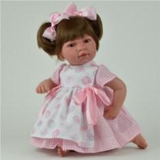 Игровая кукла ASI Нора в розовом платье (50 см)