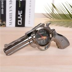 Часы-будильник Револьвер