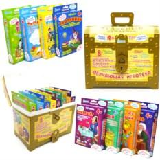 Набор игр для детей «Чудесный сундучок»