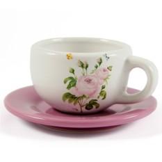 Чайная пара Розовый сад