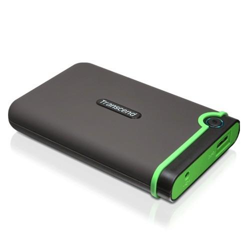 Внешний HDD 500Gb Transcend StoreJet Mobile