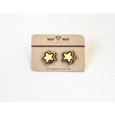 Сережки WafWaf Звездочки