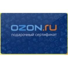 Подарочная карта OZON