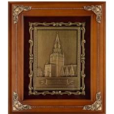 Картина из металла Спасская башня