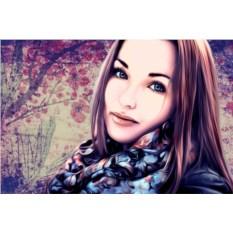 Нью-арт портрет