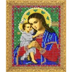 Набор для вышивания Богородица Взыскание Погибших