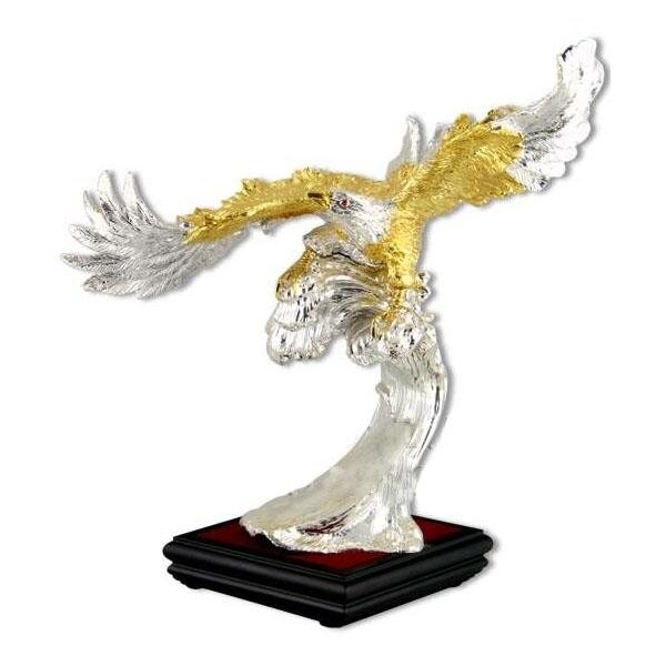 Статуэтка «Орел на волне»