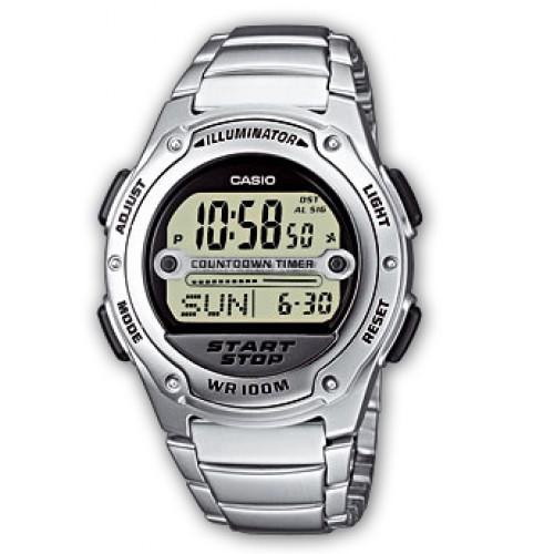 Мужские наручные часы Casio Standart Digital W-756D-7A