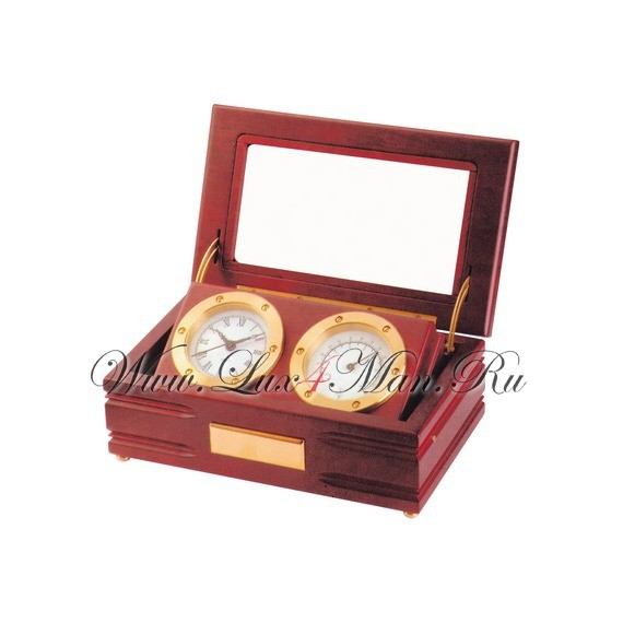 Часы настольные Linea del Tempo