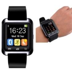 Умные часы Smart Watch U80 черного цвета