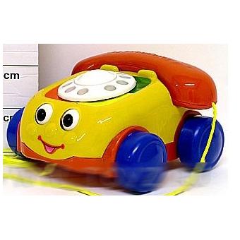 Каталка «Машина-телефон»