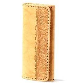 Женский кожаный кошелёк