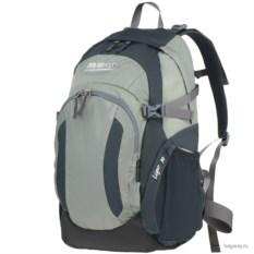 Серый рюкзак Polar School