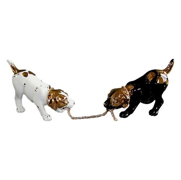 Статуэтка Два щенка от Ahura