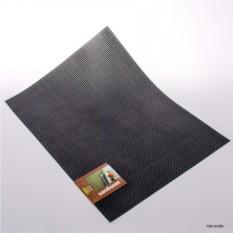 Черная салфетка для сервировки Сабонент