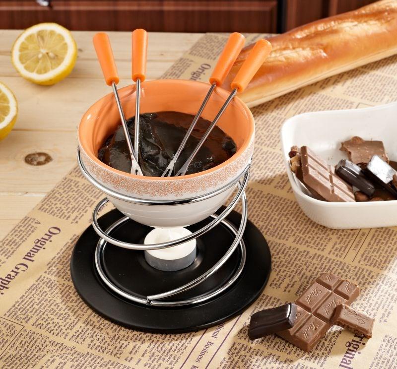 Набор для шоколадного фондю GIPFEL MINOR 8 пр.