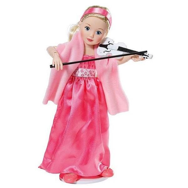 Кукла «Джолина-музыкант», 34 см