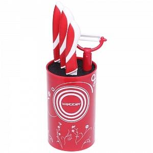 Набор кухонных керамических ножей «VIP»