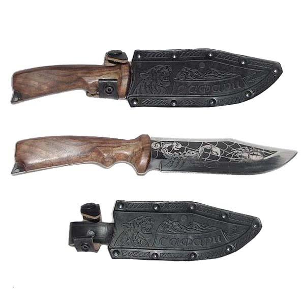 Нож Сафари