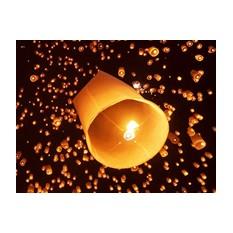 Небесный фонарик Цилиндр