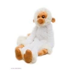 Мягкая игрушка СмолТойс Машка-обнимашка белого цвета
