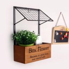 Декоративная полка Box Flower