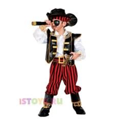 Маскарадный костюм пирата Карибского моря (разбойника)