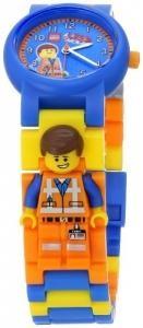 Часы наручные детские Лего Муви. Минифигура Эммет