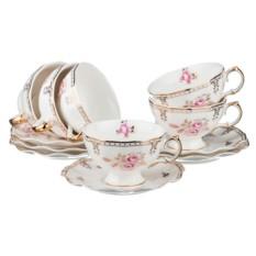 Чайный набор на 6 персон Завтрак у королевы