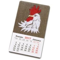 Магнитный календарь Петушок