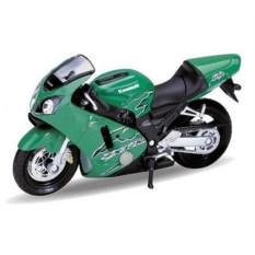 Модель мотоцикла KAWASAKI 2001 NINJA ZX-12R