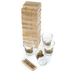 Настольная развлекательная игра Пьяная башня