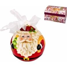 Новогоднее подвесное украшение Дед Мороз Mister Christmas
