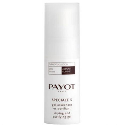 Подсушивающий гель для лица Speciale 5 Payot