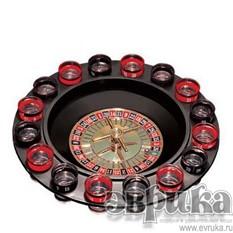 Алкогольный игровой набор Рулетка