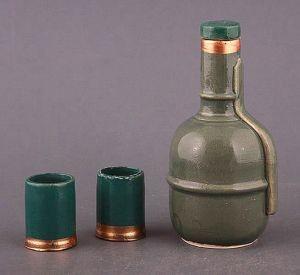 Водочно-коньячный набор Граната ргд-5