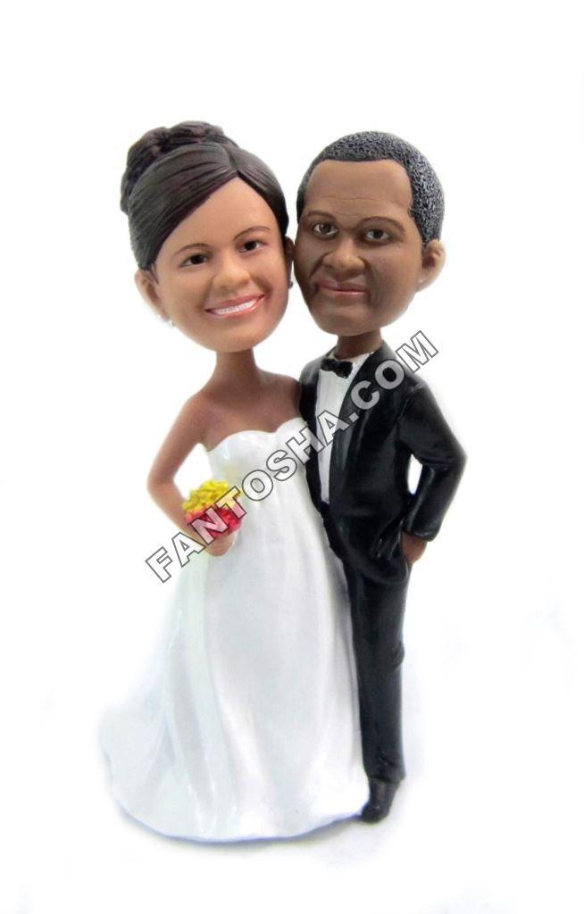 Фигурка Свадебная пара
