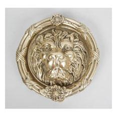 Ручка дверная из бронзы Virtus «Лев»