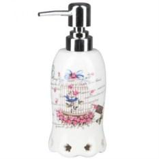 Керамический дозатор для жидкого мыла Bird
