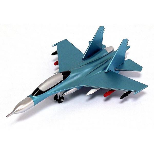 Ручка шариковая Самолет синий