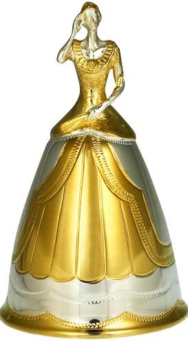 Серебряная рюмка За милых дам