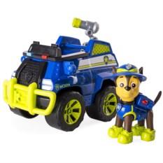 Игровой набор Paw Patrol Машина спасателя со щенком Чейз