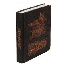 Книга Охота Блюхель К. Г. (кожа с дер. вставками)