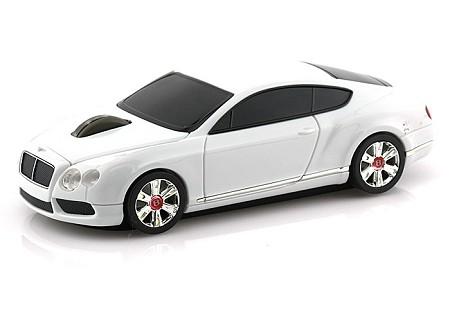 Компьютерная мышь Landmice Bentley Continental GT White