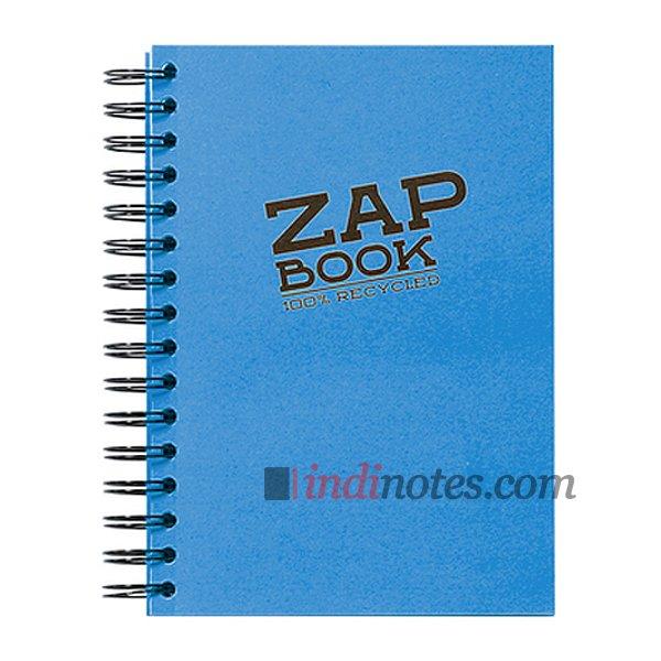 Записная книжка Clairefontaine Zap Book (на спирали) A4