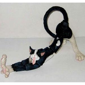 Кошка прикольная