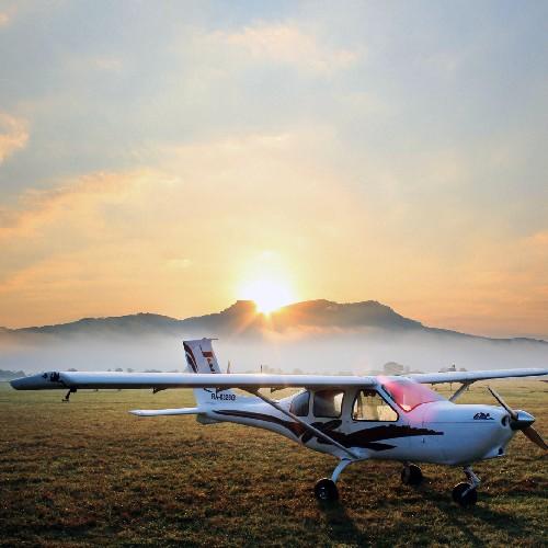Сертификат Полет на самолете Jabiru J450 (20мин)