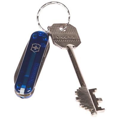Брелок-нож с ручкой 5 инструментов